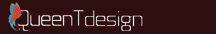 QueenTdesign, at the heart of creativity, home page